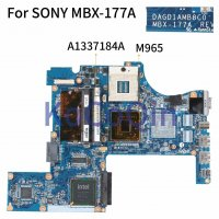 main sony vgn cr mbx 177