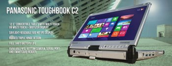 panasonic Toughbook CF-C2