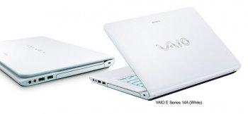 Sony Vaio SVE14AA11W core i5