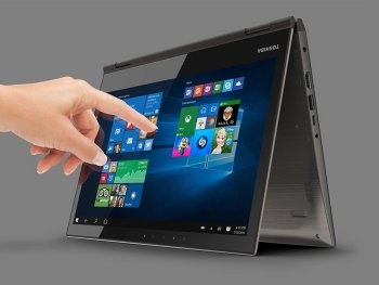Toshiba Satellite Radius L40DW-C00 choi game do hoa manh me