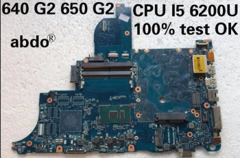 main hp 640 g2 650 g2