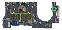 main mac pro retina 13 2013 me864 820-3536-a